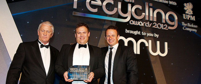Eurocell recycler of the year