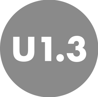 U-value as low as 1.3 graphic