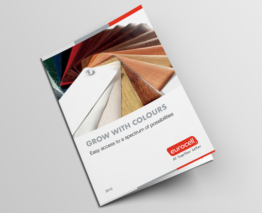 New colours brochure