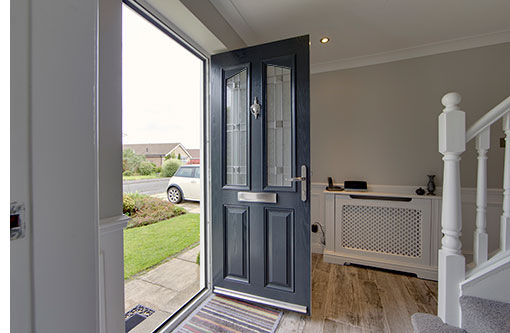 Dales collection news & Dales Collection of Composite Doors reconfigured | Eurocell