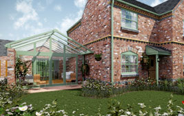 Gable-End Conservatories