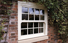 reversible UPVC windows