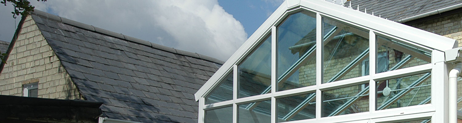 gable ended conservatory roof