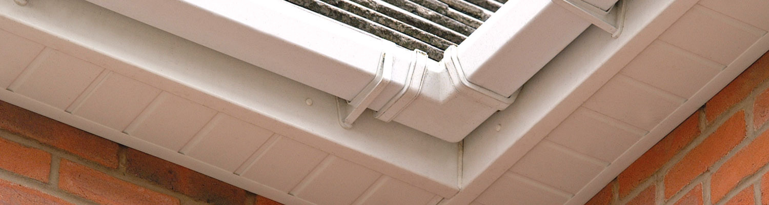 white upvc soffit boards