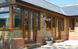 upvc coloured windows and doors