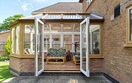 upvc french conservatory doors