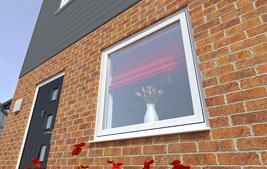 UPVC Reversible Windows