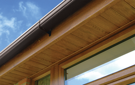 coloured soffit boards
