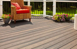 Hollow Composite Decking