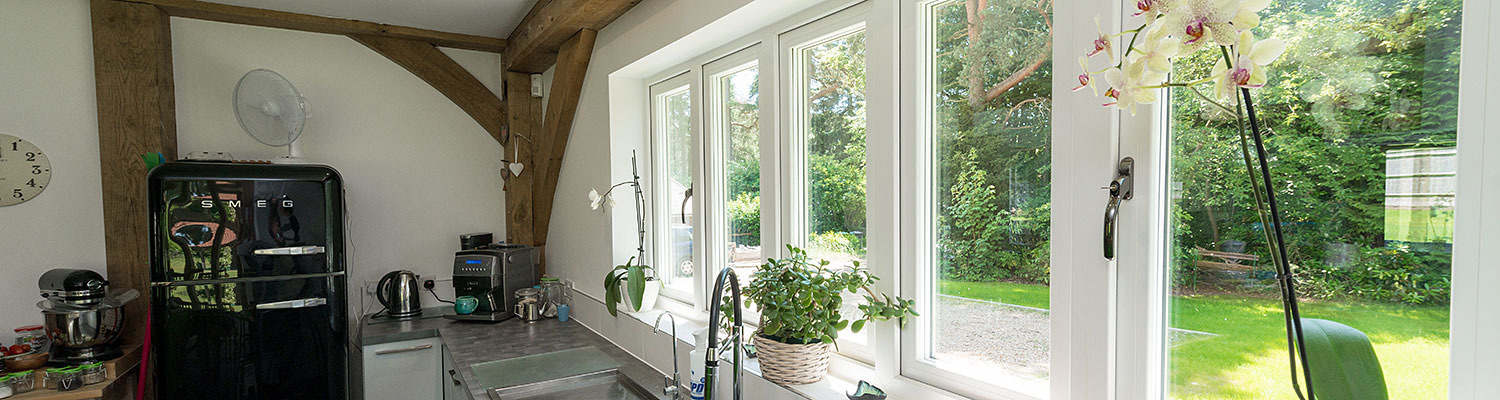 traditional upvc windows and doors from modus