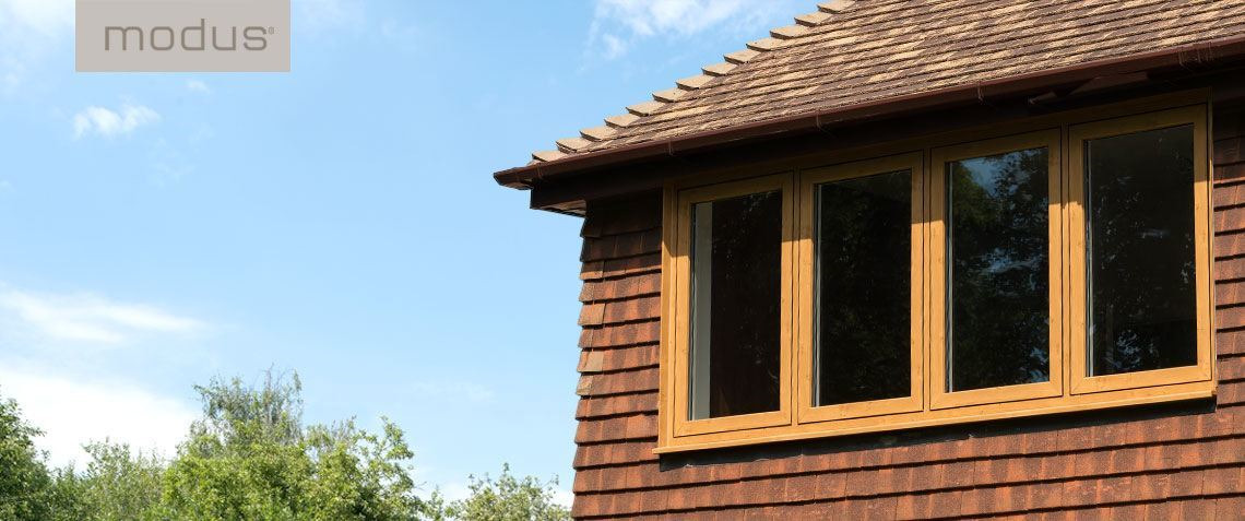 Modus UPVC windows