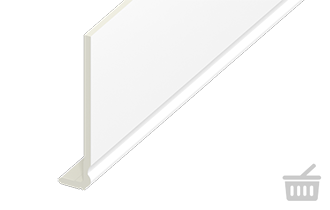 Ogee style capping board