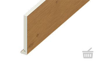 Fascia Boards - Flat