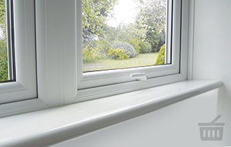 indoor upvc window cills