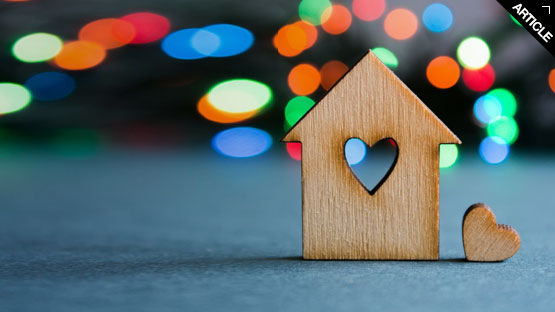Home Is Where The Heart Is - How To Love Your House Again.