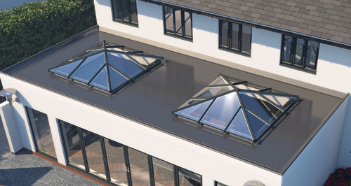 Eurocell Announces New Skypod Square Lantern Roofs Eurocell