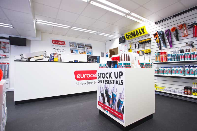 Eurocell opens UPVC branch in Rugby