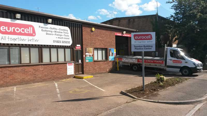 Eurocell opens new branch in Taunton