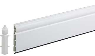 Roomline UPVC Skirting Boards