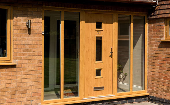 front doors from the modus range