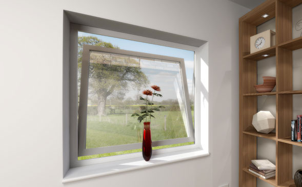 Reversible windows