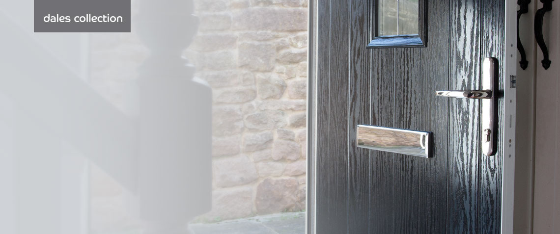 dales collection of composite front doors