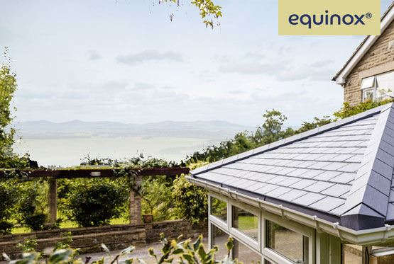 Equinox tiled conservatory roof image