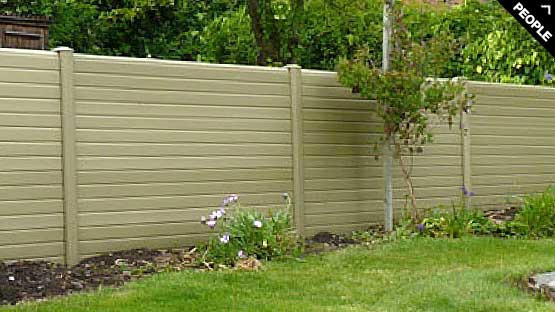 """If I can erect this fencing, almost anyone can,"" says Nottingham pensioner."