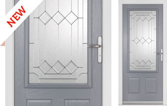 Maximise the amount of natural light into your home with The Elton style which offers the largest glazed area in the door range. The traditional aesthetics of this door make it the perfect solution for a back door as well being versatile enough to use for an entrance.