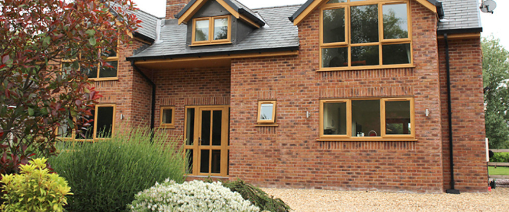 eurologik coloured windows, doors and roofline products
