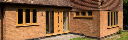 Modus integrated door and window system