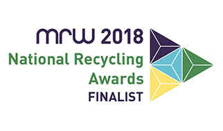 Eurocell shortlisted for prestigious recycling award
