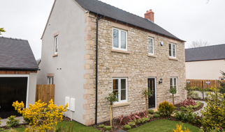 Wheeldon Homes are the latest housebuilder to specify new Modus.