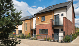 Eurologik and Cavity Closers used in the UK's largest zero carbon village.