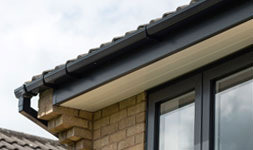 Secure, maintenance free and attractive fascias and soffits.