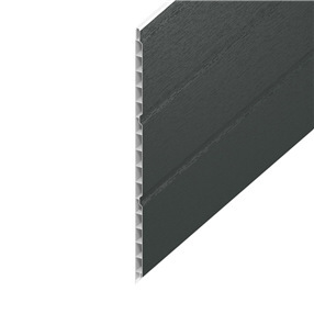 300mm Soffit Board in Anthracite Grey x 5m