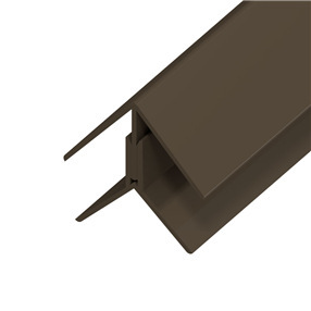 Cladding Angle Trim in Brown x 5m