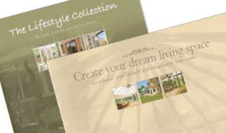 New Brochures Create Wow Factor