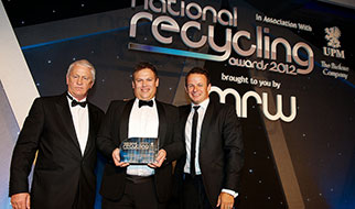 Eurocell wins Recycler of the Year Award