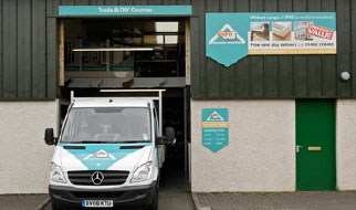 Eurocell Opens New Depot In Inverness