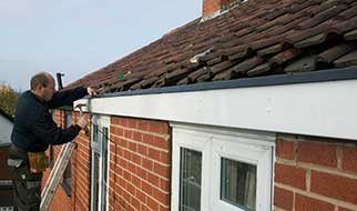 when to replace your roofline