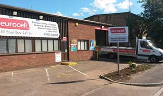 Eurocell Squeezes in Branch at Taunton