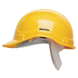 Safety Helmet with Sweatband