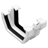 SQUARE PLUS TO SQUARE ADAPTOR L/H WHT
