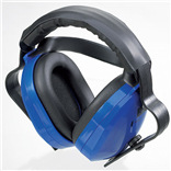 Blue Cyclone Ear Defenders