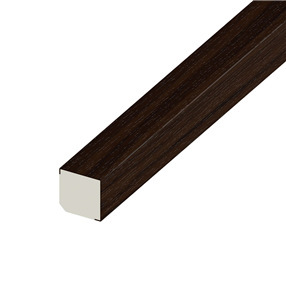 20mm Square Rosewood x 5m