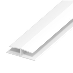 40mm Panel Joint in White x 5m