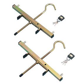 Zarges Roof Rack Clamps