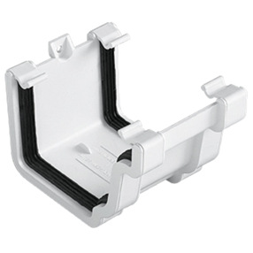 System Plus Union Bracket in White