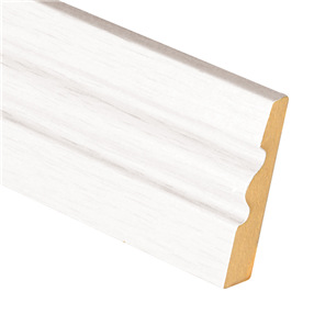 70mm Ogee Architrave in White x 4.2m